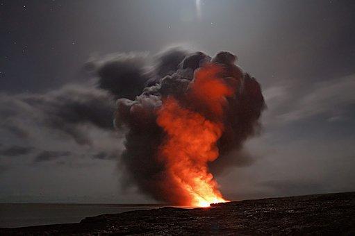 口永良部島のライブカメラ画像!噴火警戒レベル上昇で避難準備警報