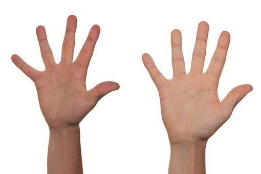 手の開き方で性格がわかる心理テストがヤバい!【月曜から夜更かし】